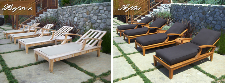 Captivating Can Teak Furniture Be Left Outdoors Year Round?